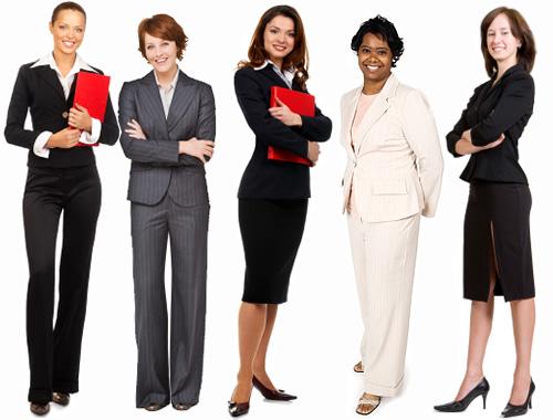 Beautiful Professional Business Attire Dress Code