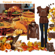 What to Wear for Thanksgiving:  Last Minute Options!