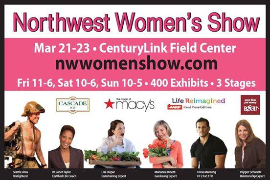 Northwest Women's Show General Invite