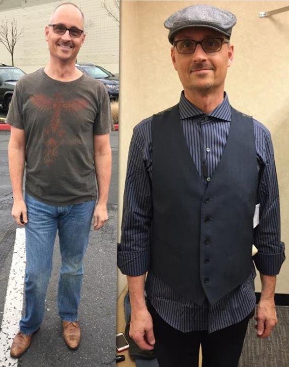 Dan Before & After