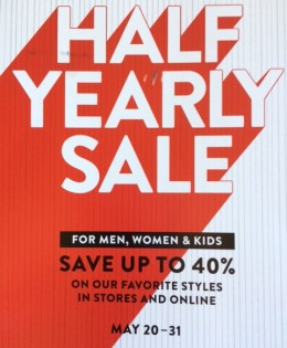 Reserve Your Spot with Uniquely Savvy:  Nordstrom Half Yearly Sale